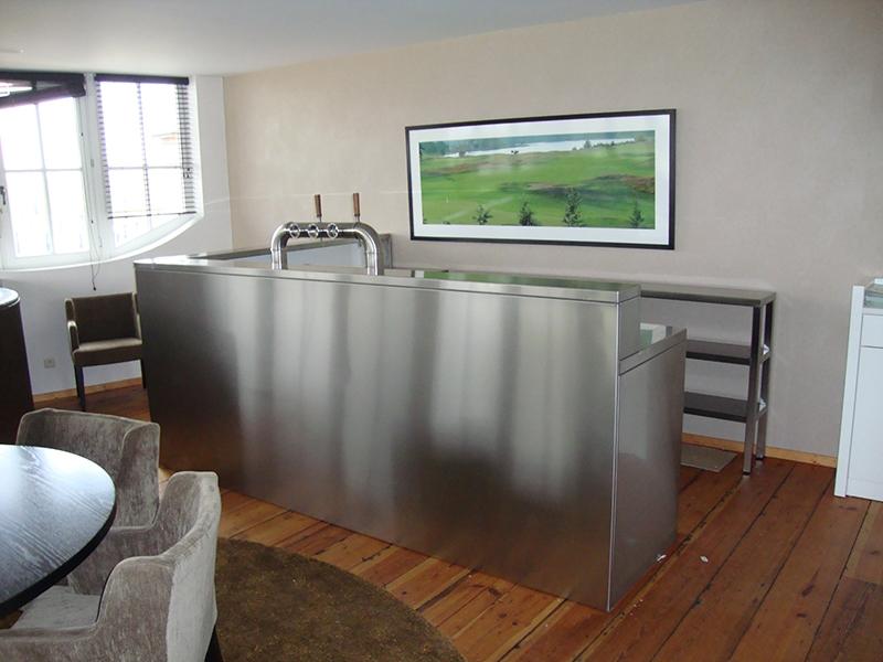 Inox Design Keukens : Keukens laswerken nys