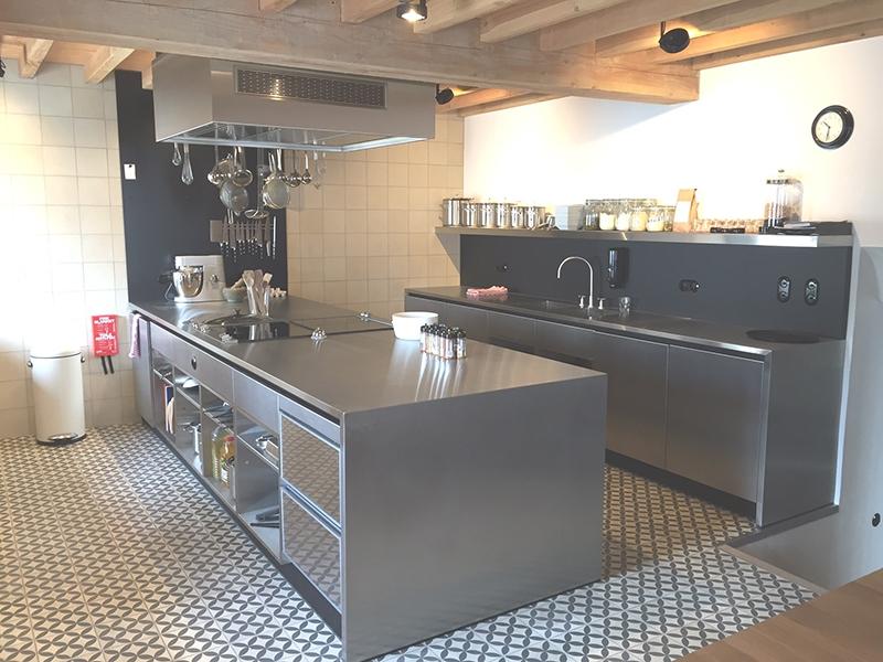 Keuken Van Hout : Keukens laswerken nys